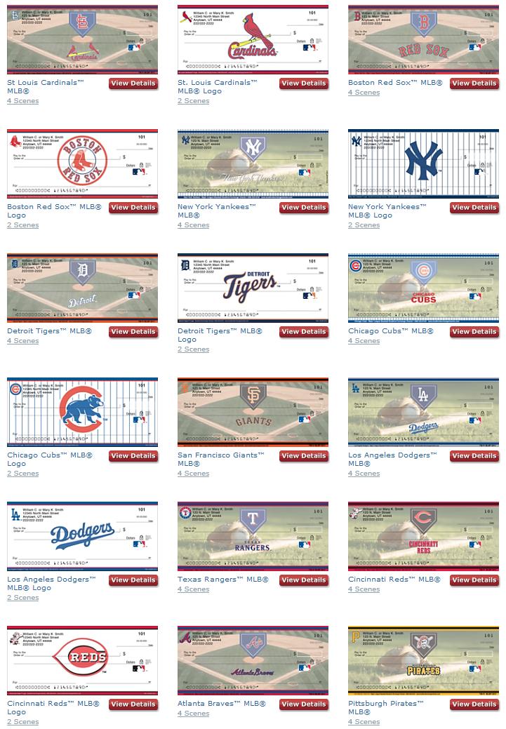 MLB Checks